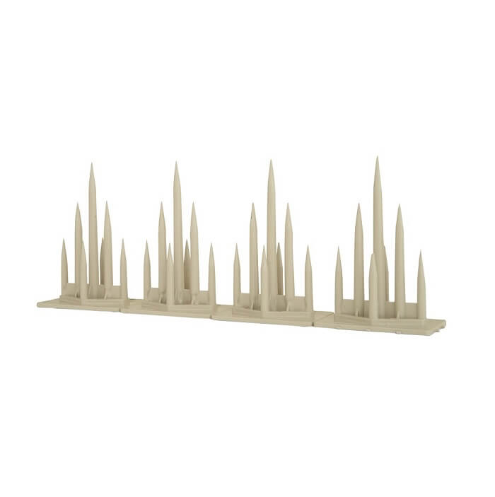ivory pigeono bird spikes